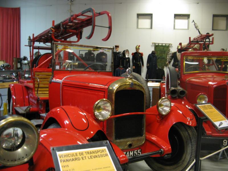 Le musée des Sapeurs Pompiers de Montville Img_0019