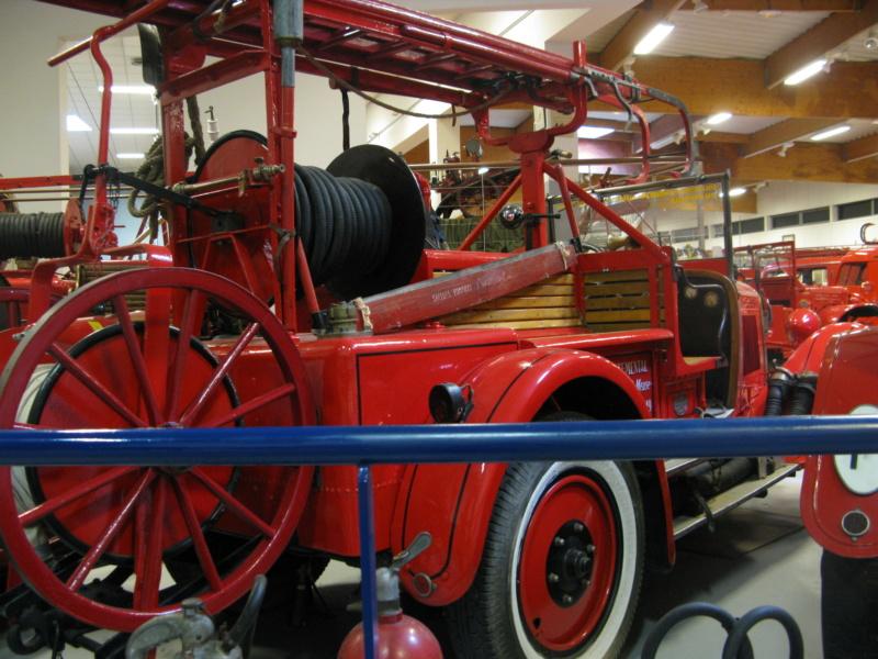 Le musée des Sapeurs Pompiers de Montville Img_0020