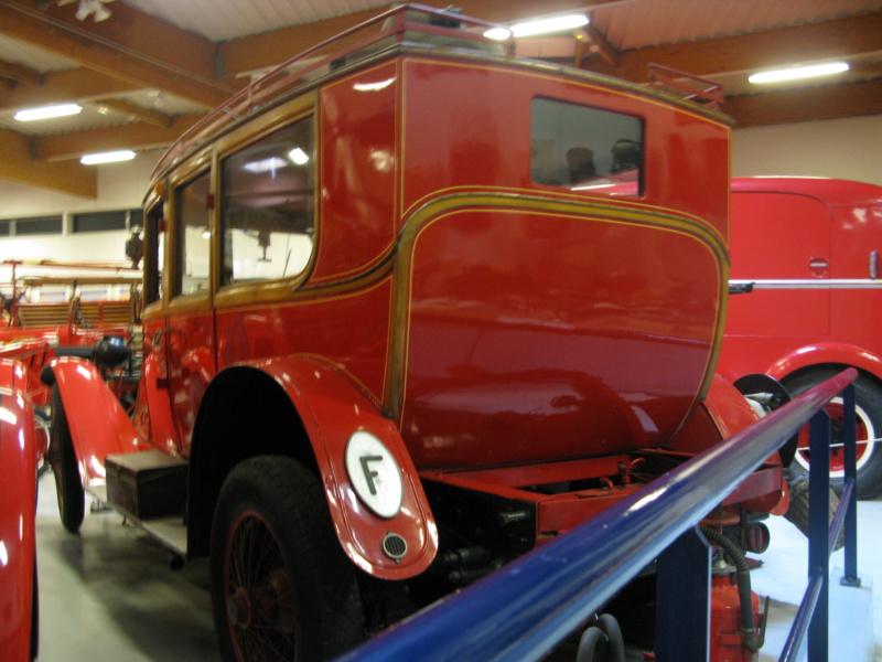 Le musée des Sapeurs Pompiers de Montville Img_0021