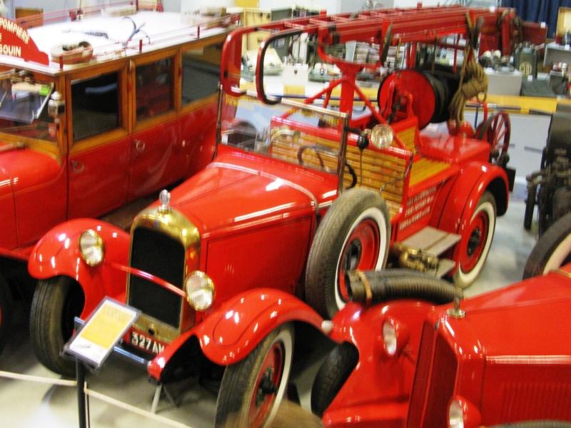 Le musée des Sapeurs Pompiers de Montville Img_0110