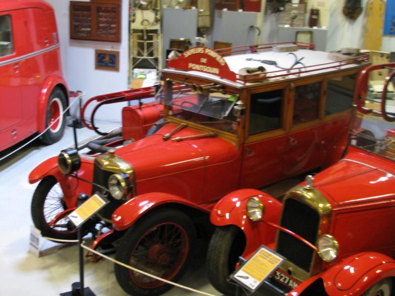 Le musée des Sapeurs Pompiers de Montville Img_0111