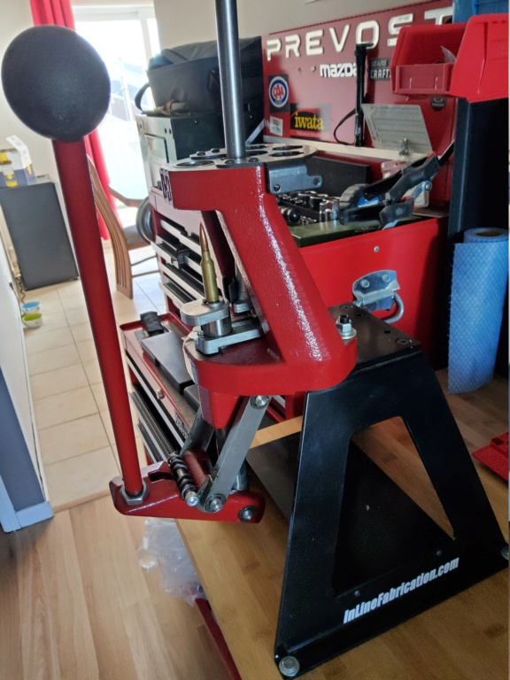 Hornady iron press 20210511