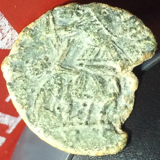 AE3 de Constancio II. FEL TEMP REPARATIO. Roma 17510