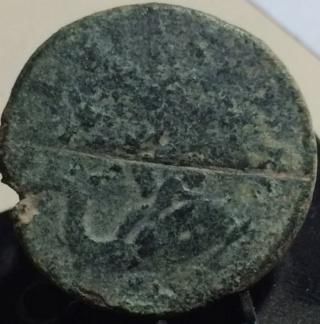 AE24 de Septimio Severo. Corinto Zs10