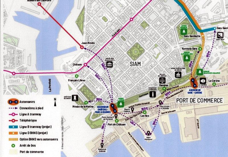 Brest. Ascenseurs au port : quel est l'avis des brestois Scan-010