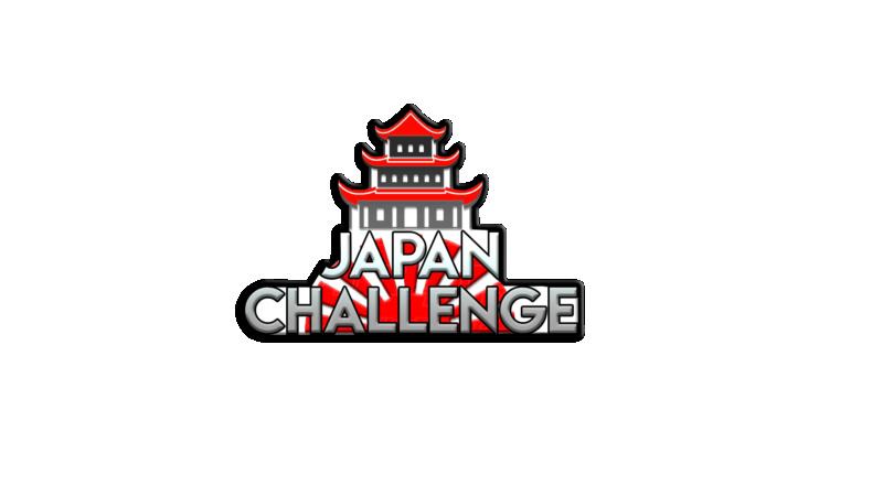 Inscripción de equipos oficiales Japan Challenge Logo_f11