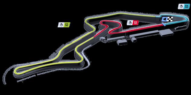 Carrera 7 - Nürburgring GP Nurbur10