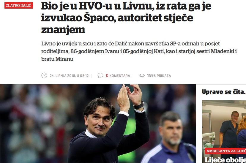 Avaz: Bosanski pogon je tajna uspjeha Hrvatske :) - Page 3 117