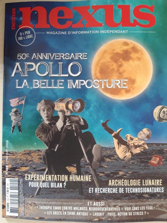 Le spatial dans la presse - Page 8 20190513
