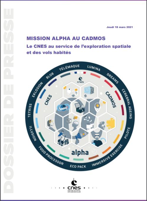 """Mission """"Alpha"""" de Thomas Pesquet (04-2021) - Page 4 Dossie10"""