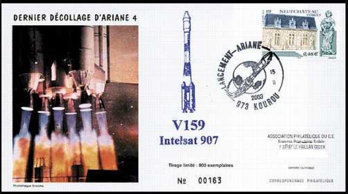 Photos des tirs d'Ariane avant la création du FCS - Page 3 Fdc_v110