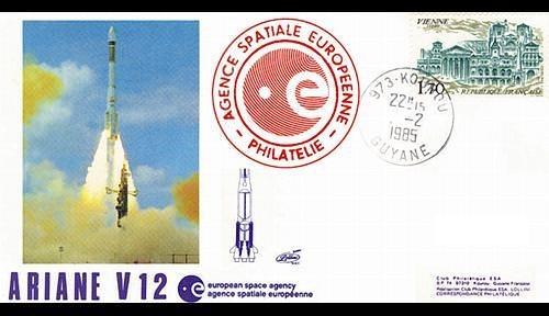 Photos des tirs d'Ariane avant la création du FCS - Page 2 Fdc_v112