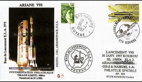 Photos des tirs d'Ariane avant la création du FCS - Page 2 Fdc_v910