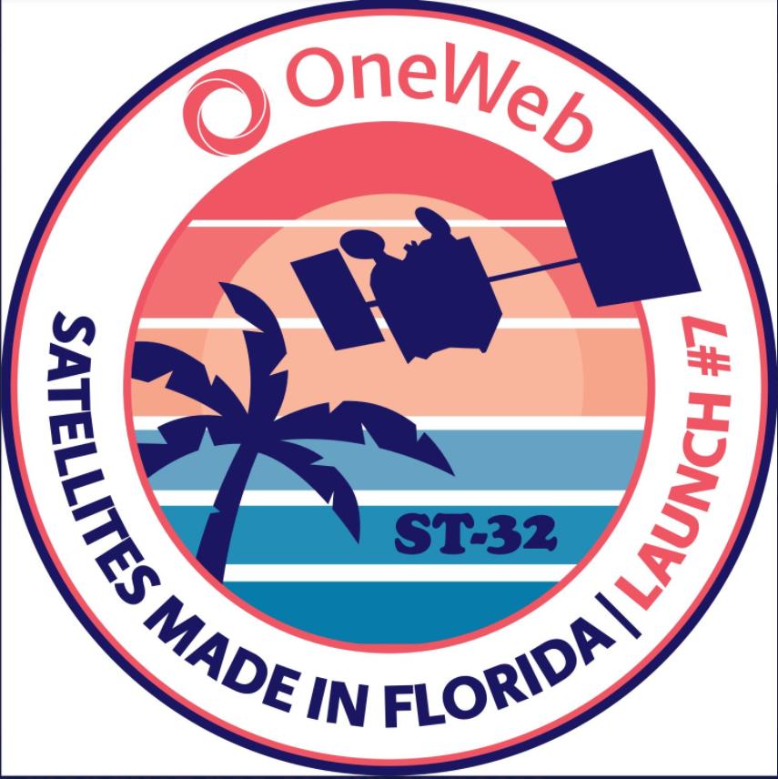 Soyouz-2.1b ST32 (OneWeb 7) - Vos - 28.5.2021 Logo_o10
