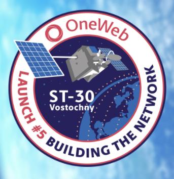 Soyouz-2.1b (36 OneWeb) - Vos - 25.3.2021 One_we10