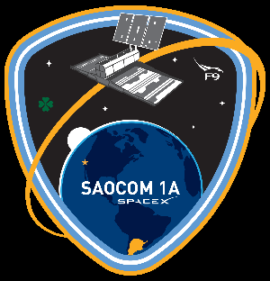Falcon 9 block 5 (SAOCOM-1A) - 8.10.2018 [Succès] Saocom11
