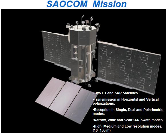 Falcon 9 block 5 (SAOCOM-1A) - 8.10.2018 [Succès] Saocom12