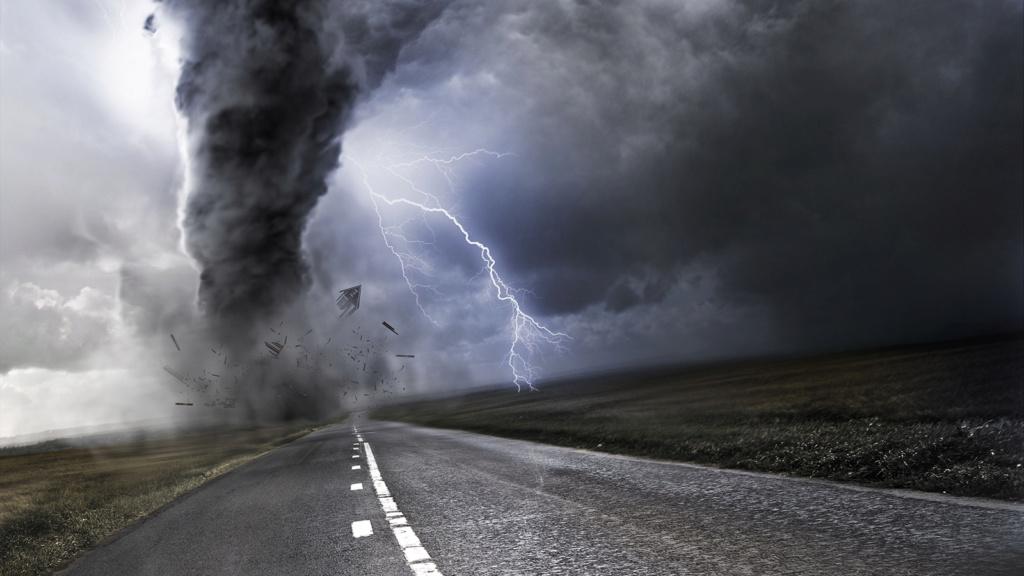 أقوى الكوارث البيئية التي حلت بالعالم عام 2018  Ei-aai10