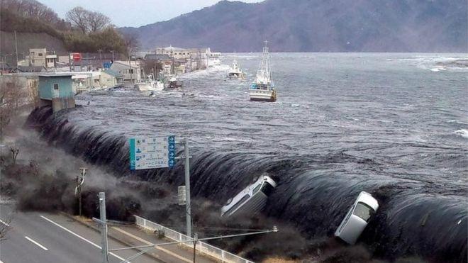 أقوى الكوارث البيئية التي حلت بالعالم عام 2018  Ei-aai12