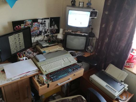 Current set up Set_up10