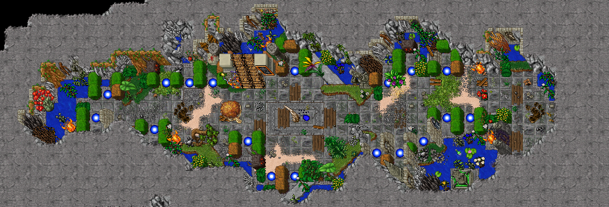 [Map] (Zona) Hunts & Quests By: Swish Rish Screen24