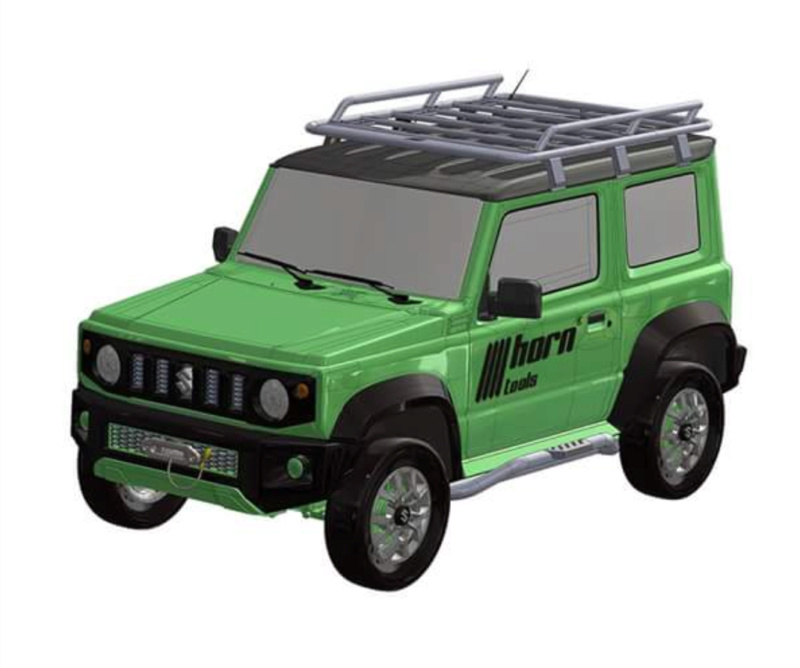 HORN TOOLS AUSTRIA NEW JIMNY PRODUCTS Ht211