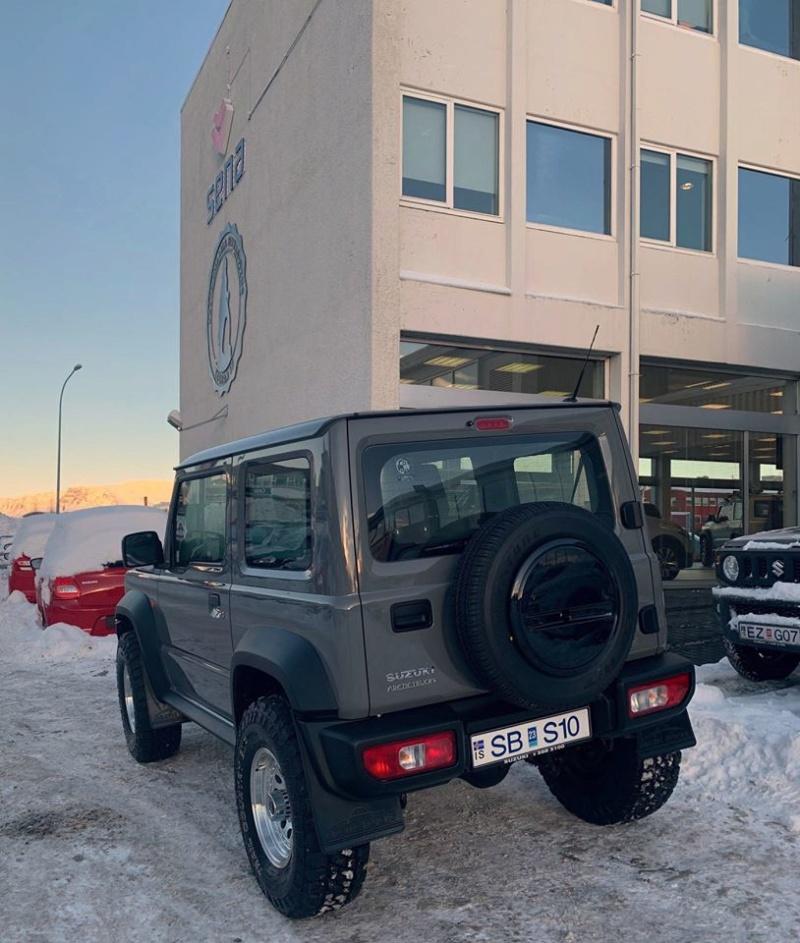 ARCTIC TRUCKS ICELAND JIMNY AT31 Is_at_13