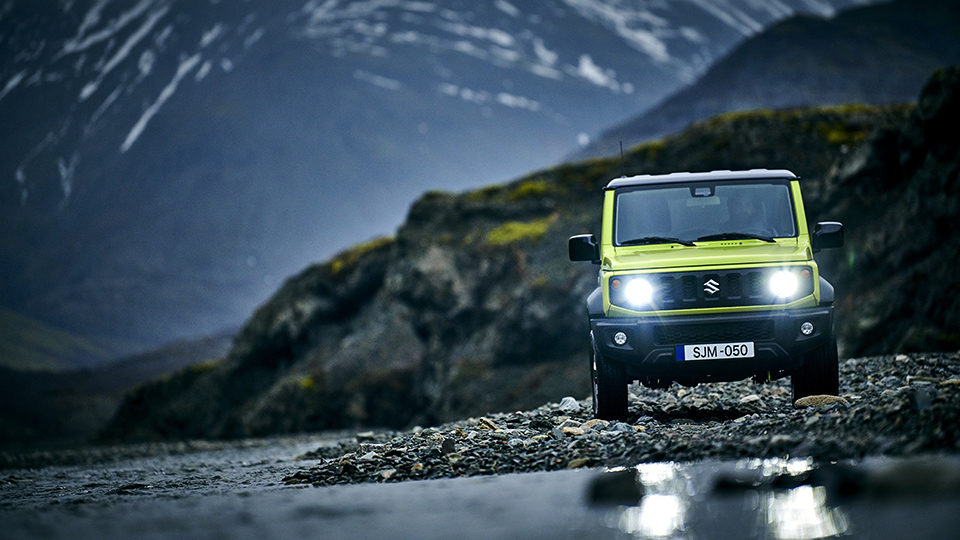 NEW JIMNY LAUNCH PHOTOS Suzuki18