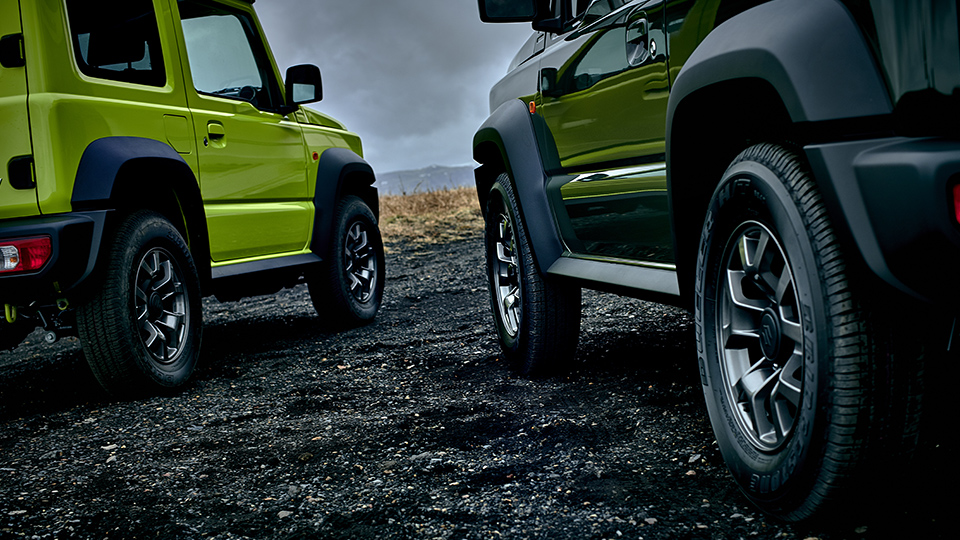 NEW JIMNY LAUNCH PHOTOS Suzuki19