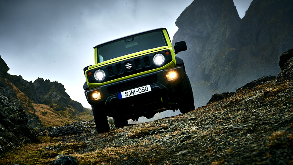 NEW JIMNY LAUNCH PHOTOS Suzuki20