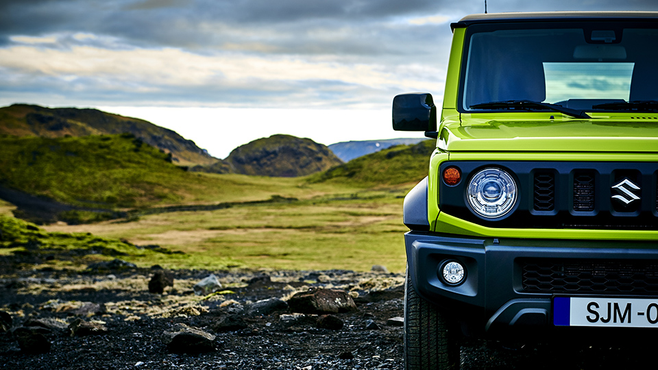 NEW JIMNY LAUNCH PHOTOS Suzuki24