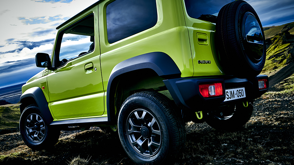 NEW JIMNY LAUNCH PHOTOS Suzuki26
