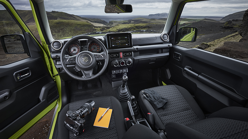 NEW JIMNY LAUNCH PHOTOS Suzuki28