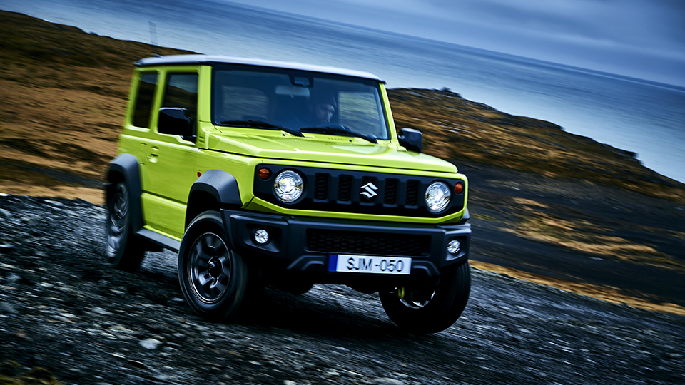 NEW JIMNY LAUNCH PHOTOS Suzuki29