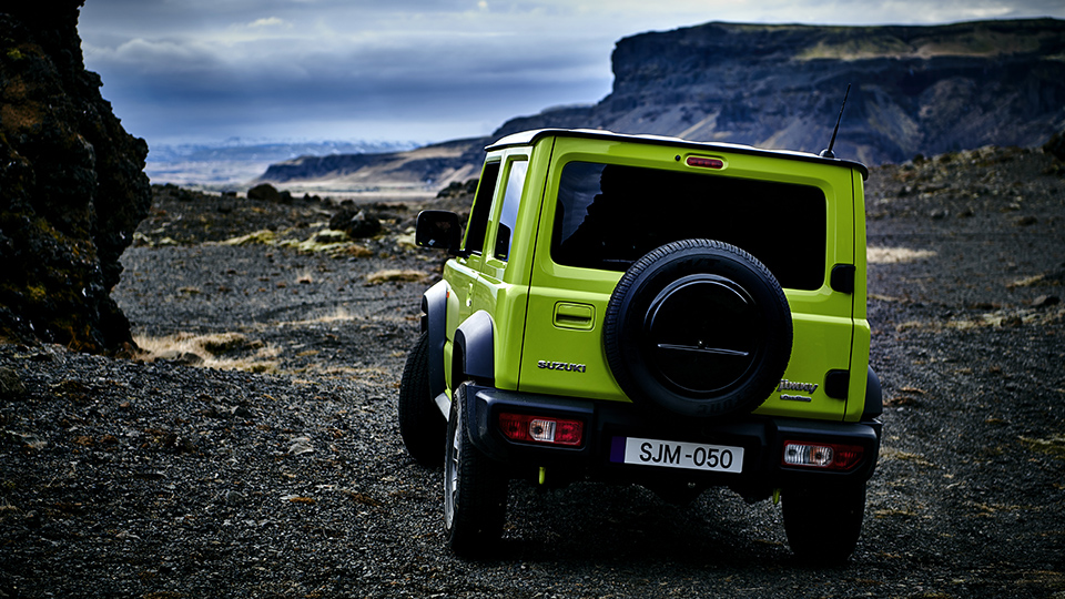 NEW JIMNY LAUNCH PHOTOS Suzuki30