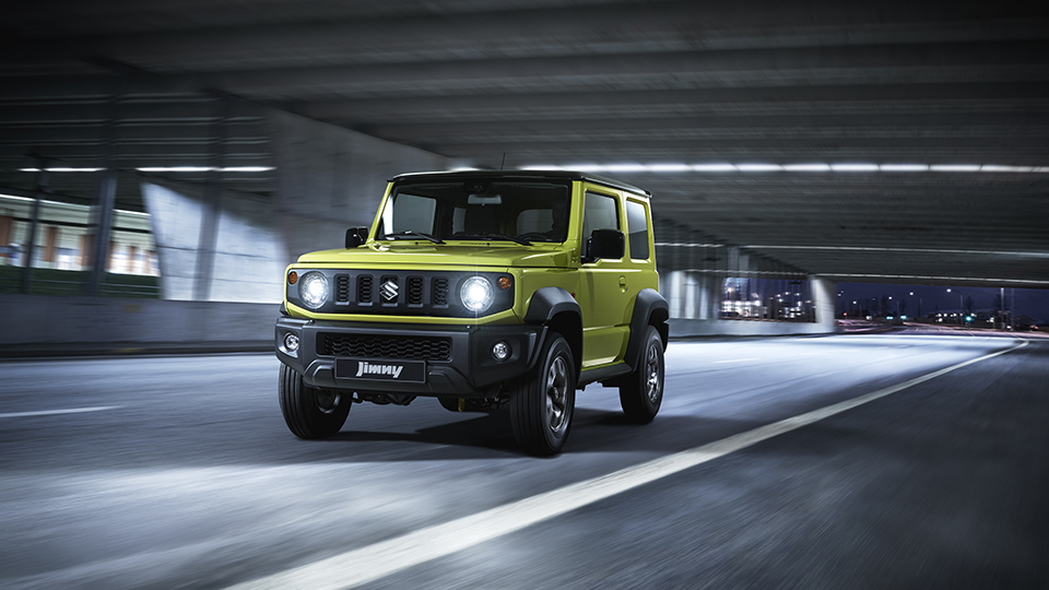 NEW JIMNY LAUNCH PHOTOS Suzuki32