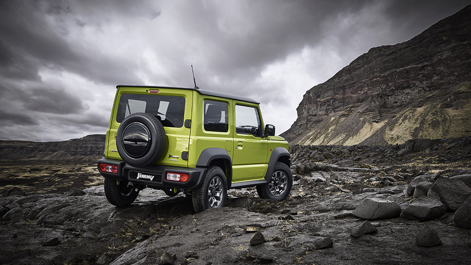 NEW JIMNY LAUNCH PHOTOS Suzuki34