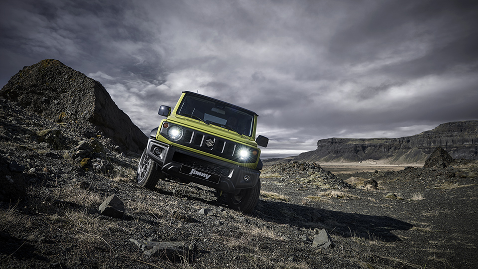 NEW JIMNY LAUNCH PHOTOS Suzuki36