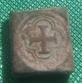 Ponderal del Escudo de oro - Typo à « la Cruz » Pon210
