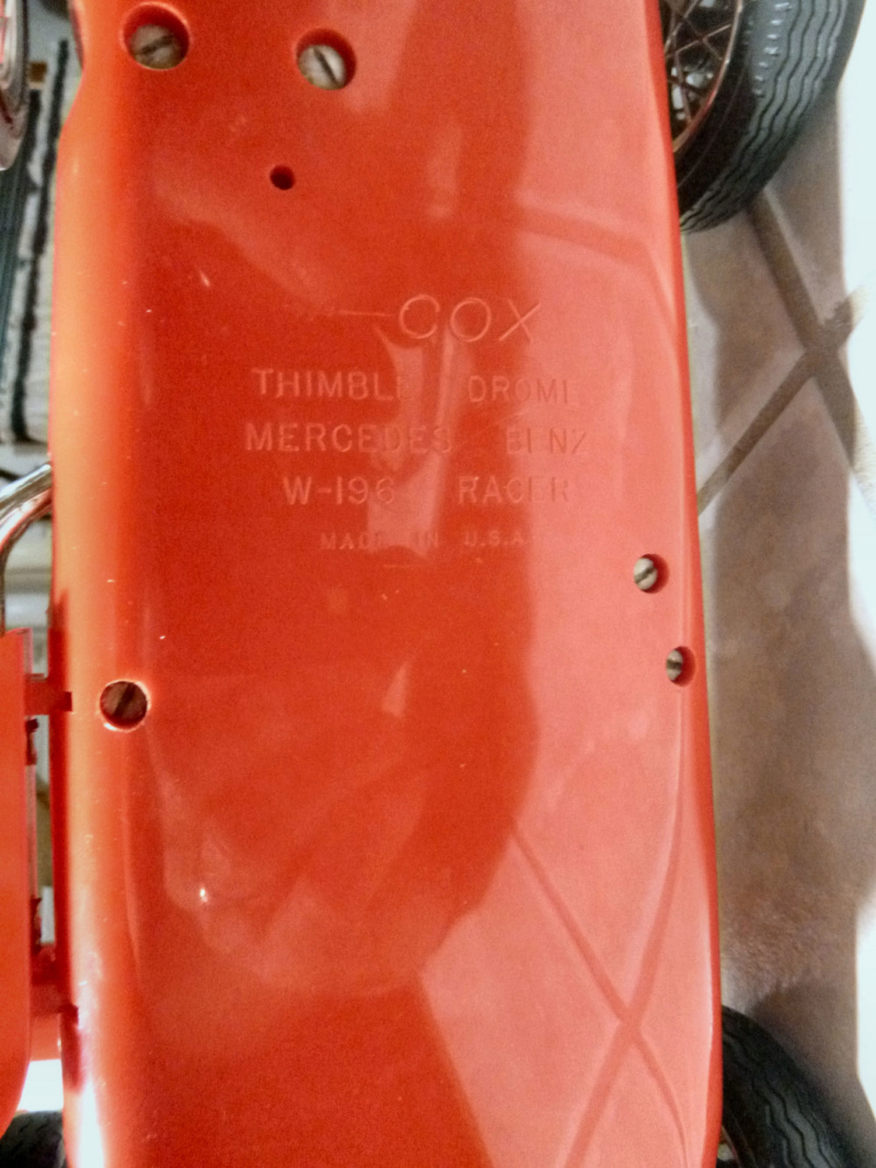 1961 cox mercedes benz racer - Page 2 P1020213