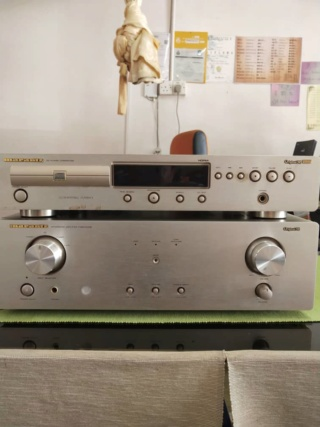 Marantz PM6010OSE + Cd 6000se Img-2038