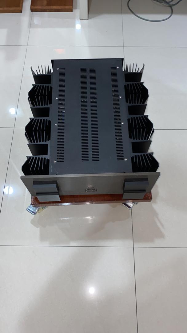 Krell Ksa 250 Power Amplifier Img-2055