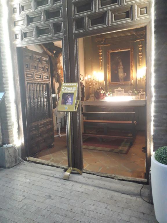 Ermita de la Virgen de la Soledad 20180811