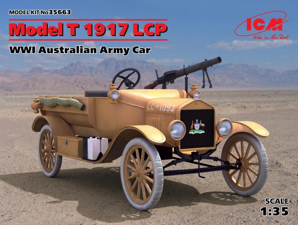 Deux FORD T de l' ANZAC en Egypte 1917 14948410