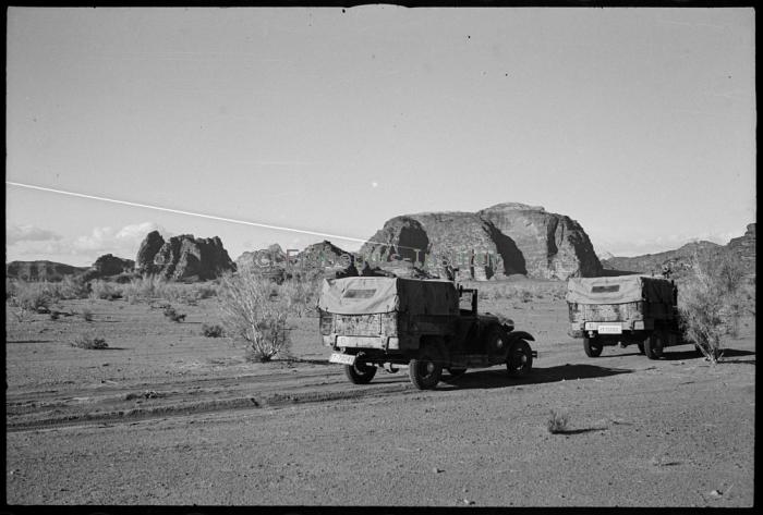 1934 Ford A de l'expédition de Léo Frobénius Moyen-Orient et Sahara Bildar19