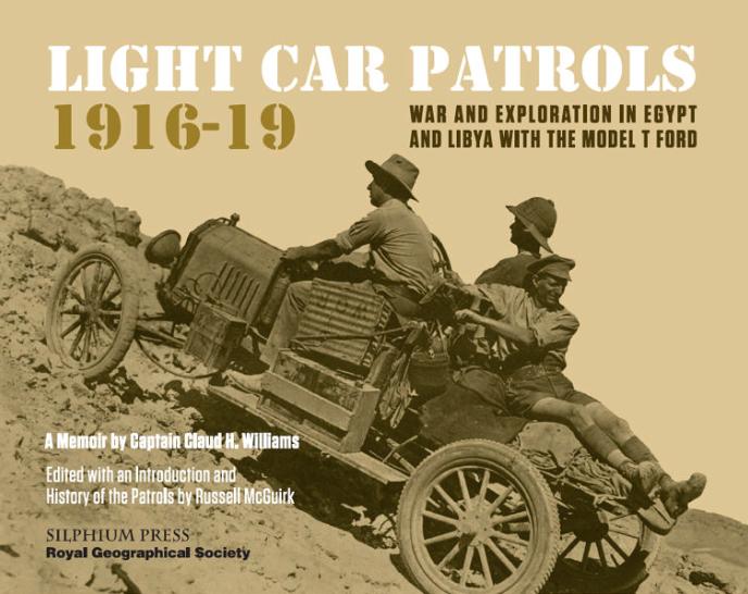Deux FORD T de l' ANZAC en Egypte 1917 Captur16