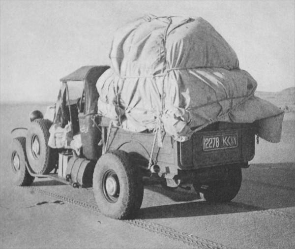 """Suite """"du patient anglais"""" aux maquettes de Ford A  Automne 1933 Expédition dans le Gilf Kébir (Désert libyque) Forda110"""