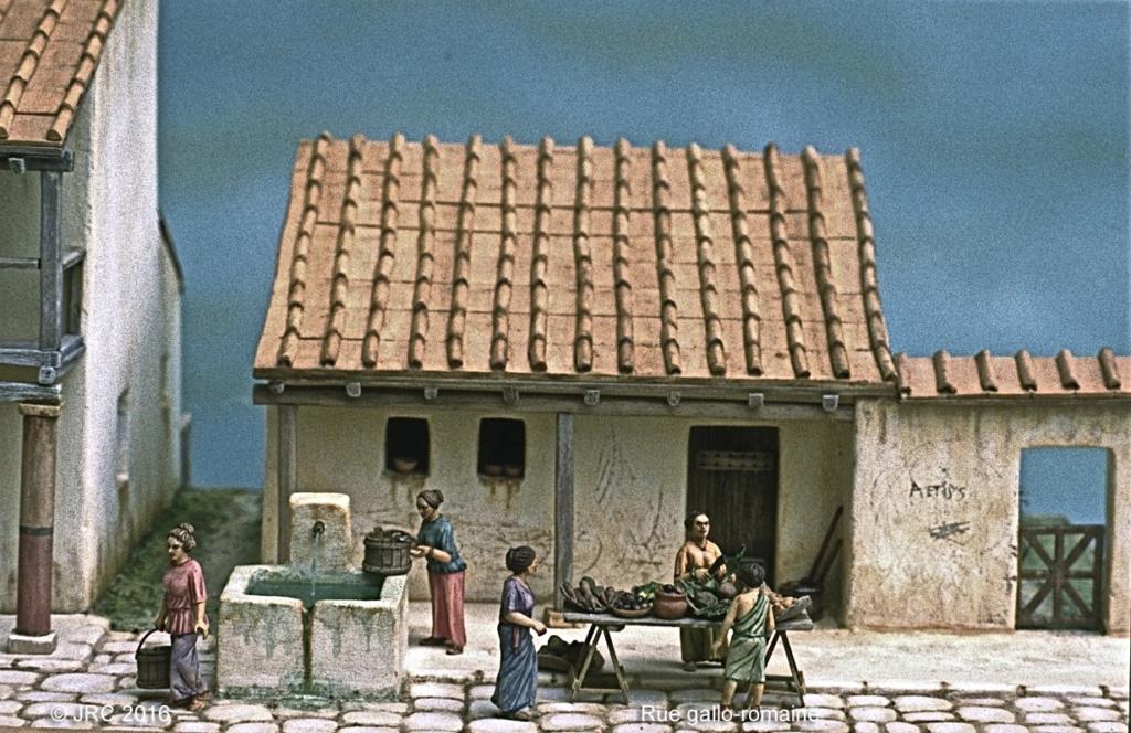 Dioramas 4 Epoque gallo-romaine Gallo110