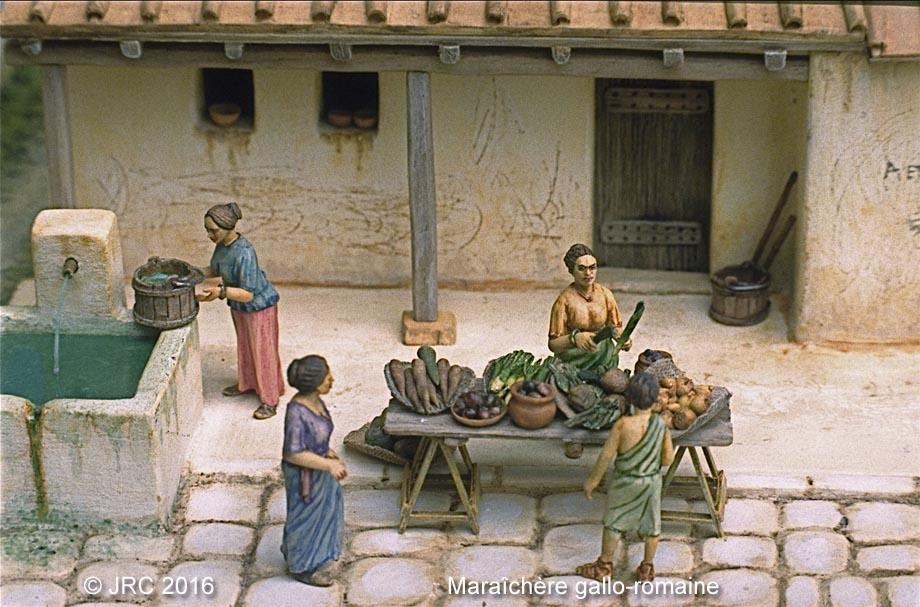 Dioramas 4 Epoque gallo-romaine Gallo510