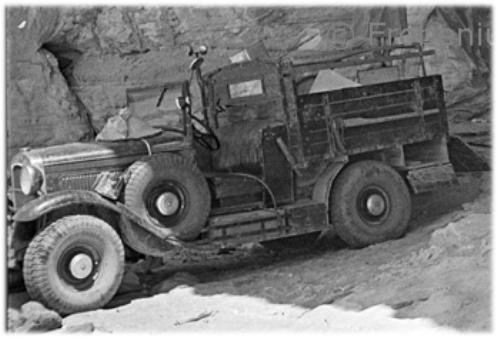 1934 Ford A de l'expédition de Léo Frobénius Moyen-Orient et Sahara Gros_p11